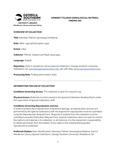 Kennedy-Tillman genealogical material
