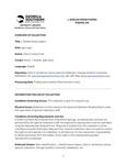 J. Shields Kenan Papers