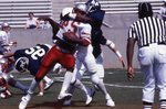 Georgia Southern University Football, 1984, Slide #4 by Frank Fortune