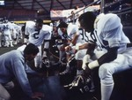 Georgia Southern University Football, 1986, Slide #7 by Frank Fortune