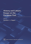 History and Culture: Essays on the European Past