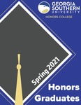 Spring 2021 Honors Graduates by Georgia Southern University, Honors College