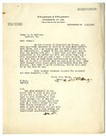 Letter to Joseph T. Lawless from Daniel C. O'Flaherty, Jan 3, 1920 by Daniel C. O'Flaherty