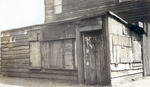 Once a Store, Now a Negro Home on Tattnall Street
