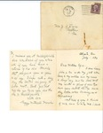 Letter to Laura Dorough Dyar from Peggy Mitchell Marsh, July 1, 1936 by Peggy Mitchell Marsh
