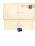 Letter to Laura Dorough Dyar from Peggy Mitchell Marsh, December 3, 1937 by Peggy Mitchell Marsh