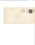Letter to Laura Dorough Dyar from Margaret E. Baugh, January 31, 1940 by Margaret Baugh