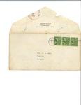 Letter to Laura Dorough Dyar from Margaret E. Baugh, November 26, 1940 by Margaret Baugh