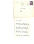 Letter to Laura Dorough Dyar from Peggy Mitchell Marsh, June 22, 1944 by Peggy Mitchell Marsh