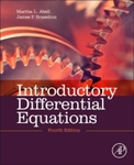 Introductory Differential Equations by Martha L. Abell and James P. Braselton