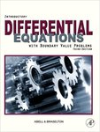 Introductory Differential Equations with Boundary Value Problems by Martha L. Abell and James P. Braselton