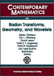 Contemporary Mathematics: Radon Transforms, Geometry, and Wavelets - AMS Book Series by Gestur Olafsson, Eric L. Grinberg, and David Larson et al.