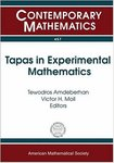 Contemporary Mathematics: Tapas in Experimental Mathematics - AMS Book Series
