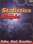Statistics with Maple V