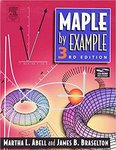 Maple V By Example by Martha L. Abell and James P. Braselton