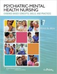 Psychiatric Mental-Health Nursing