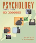 Psychology in Modules by David G. Myers (Ed.)
