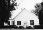 Black & White photo of Lower Lotts Creek PB Church