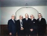 Group of Men in the Ephesus Primitive Baptist Church