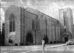 Black & White photo of the First Methodist Church
