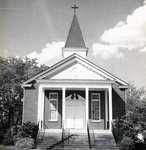 First Presbyterian's Second Church Building