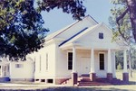 "Corinth Christian Church by Samuel ""Fred"" Hood"