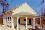 """Clarke's Chapel Methodist Church by Samuel """"Fred"""" Hood"""
