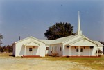 "Big Horse Creek Baptist Church by Samuel ""Fred"" Hood"