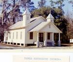 "Berea Methodist Church by Samuel ""Fred"" Hood"