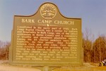 "Bark Camp Church by Samuel ""Fred"" Hood"