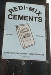 Redi-mix cements