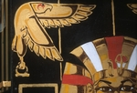 Egyptian bird drawing