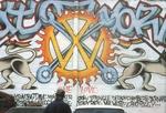 Sun graffiti