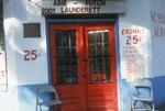 Red door front