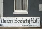 Union's society hall