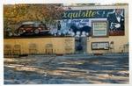 Car wash graffiti