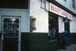Beaver's barber shop