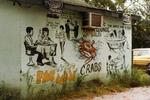 Game room graffiti