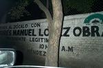 Political Banner (Mexico City)
