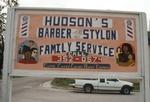 Hudson's Barber Stylon, Savannah GA by (Family) Hudson