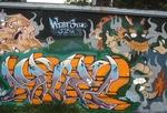Westside graffiti