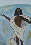 Jesus graffiti