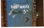 Tire waste