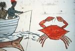 Crab catching