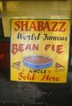 Bean pie