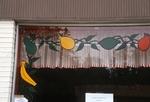 Fruit window art