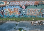 Free Agents Graffiti