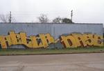 Letter Graffiti