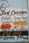 Just Cuzzins Southern Cooking