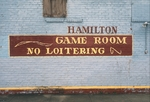 Hamilton game room